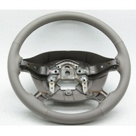 OEM Kia Sedona Gray Leather Steering Wheel 0K53N-32980GD Bare