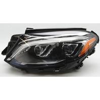 OEM Mercedes-Benz GLE450 Left Driver Side LED Headlamp 1669062503 Tab Gone