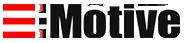 e-motive logo