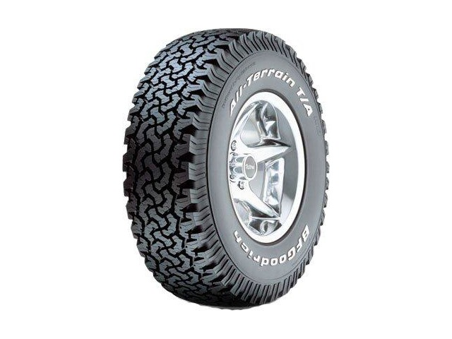 305x65r17e all terrain ko bf goodrich tires ebay. Black Bedroom Furniture Sets. Home Design Ideas