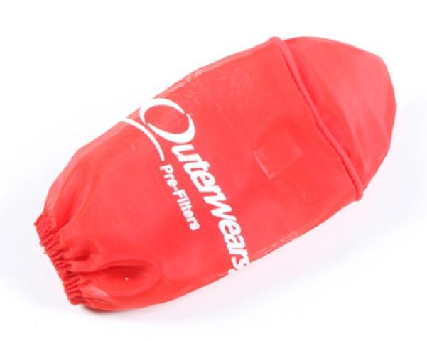 Honda TRX250X TRX300EX Sportrax FL400R Red Pre-Filter by Outerwears 20-1284-03