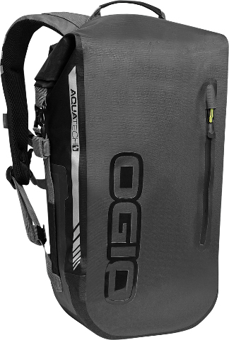 "Ogio All Elements Pack - Waterproof Backpack - STEALTH 14.5""X9.75""X1""  123009.36"