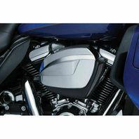 Kuryakyn 9964 Chrome Speedform Air Cleaner Cover for 2017-2018 Harley Touring