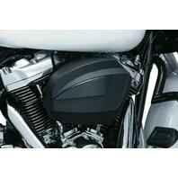 Kuryakyn Black Speedform Air Cleaner Cover for 17-18 Harley Milwaukee-Eigh