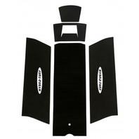 Hydro-Turf HT20 PSA BK Self Adhesive Black Padding Kit- Kawasaki JS 300/440/550