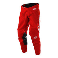 Troy Lee Designs GP AIR Mono Red Lightweight Motocross Pants - Size 36