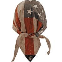 ZANheadgear Flydanna Vintage American Flag - Z904