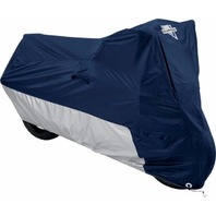 Nelson-Rigg Deluxe All-Season Motorcycle Cover Navy MC-902-02-MD