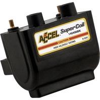 Accel Dual Fire Super Coil Black 4.7 OHM 140406BK