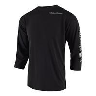 Troy Lee Designs Block Black MTB/Trail Ruckus Jersey - All Sizes