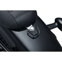 Kuryakyn 5074 Black Seat Bolt Tie-Down Anchor Harley Cruiser & Touring Models