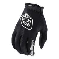 Troy Lee Designs Black Air Lightweight Off-Road Gloves Medium Large XL