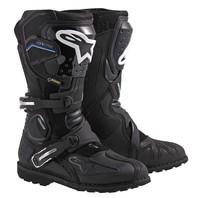 ALPINESTARS Toucan Gore-Tex Waterproof Black Boots - Mens 7-13