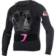 Alpinestars STELLA BIONIC Women's Jacket - Black/Purple - Sizes Small-Large