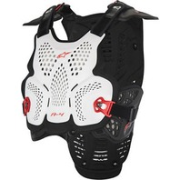 Alpinestars A-4 CE Certified Motorcycle Chest Guard Protector -  3 Sizes