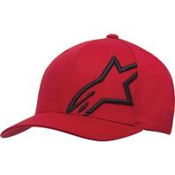Alpinestars CORPORATE SHIFT 2 Flexfit Hat - Red - Sizes S-XL