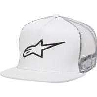 Alpinestars CORPORATE Trucker Hat - White - One Size