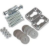 Fire Power Wheel Chock Hardware Kit 110192