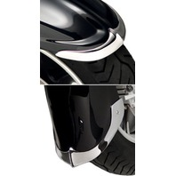 Kawasaki VN1700 Vulcan  Cast Front Fender Tips; 2-Piece Set National Cycle N7023