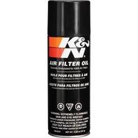 K&N 12.5 Ounce Aerosol Can Air Filter Oil - 99-0516