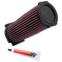 Yamaha YFM350X Warrior K&N Air Filter - YA-4350