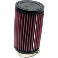"Round 3.5"" x 6"" K&N Universal Air Filter - RU-1090"