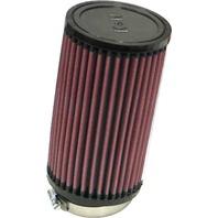 "Round 4"" x 7"" K&N Universal Air Filter - RU-1480"