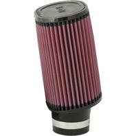 "Oval 3.75"" x 7"" K&N Universal Air Filter - RU-1830"