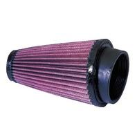 "Round Tapered 6"" K&N Universal Air Filter - RU-3120"