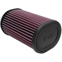 "Oval 3.75"" x 7"" K&N Air Filter - RU-1390"