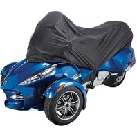 Tourmaster Select Can-Am Spyder RT UV Half Cover - Water Resistant
