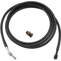 Goodridge Hydraulic Clutch Line Black HD0133-1CPBK+10