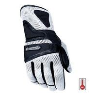 Tourmaster Intake Air Abrasion-Resistant Motorcycle Gloves - Women's - SILVER