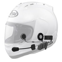 SENA 10R Motorcycle Helmet Low Profile Bluetooth Headset 10R-01 (w/o Remote)