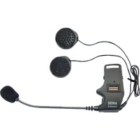 Sena SMH10 Intercom Replacement Helmet Clamp w/Speakers/Boom Mic - SMH-A0301