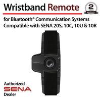 SENA Wristband Remote for Bluetooth Headset Systems 20S, 10C, 10U & 10R SC-WR-01