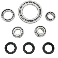Arctic Cat/Suzuki 4x4 ATV Front Wheel Differential Bearing & Seal Kit