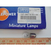 Yamaha Bravo Phazer Venture 12V Light Bulb 137-84714-61-XX