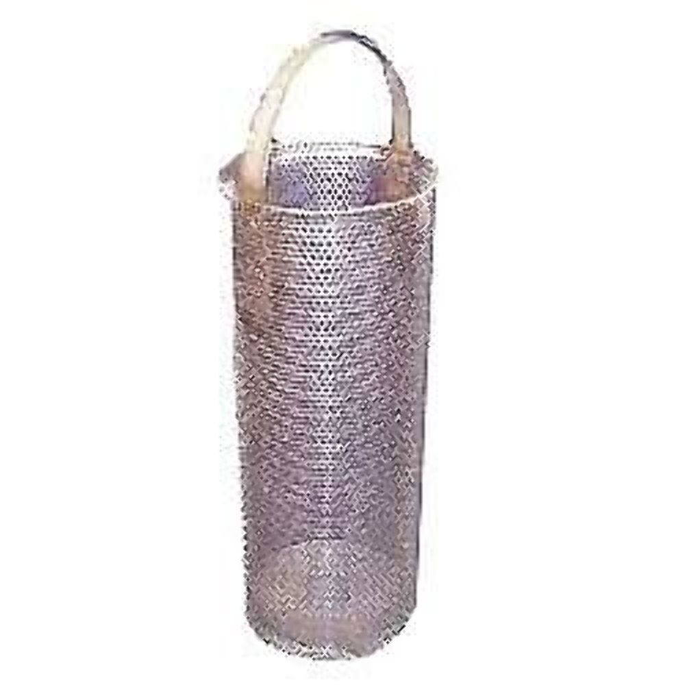 Groco Water Strainer Filter Basket Stainless Steel Ss 85 F