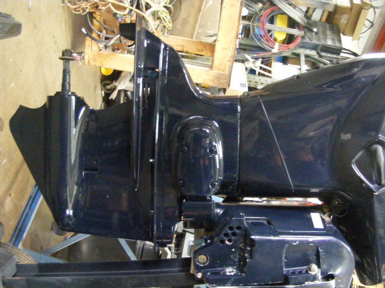 Evinrude Outboard 350 Hp: Rebuilt 1980 81 Johnson Evinrude
