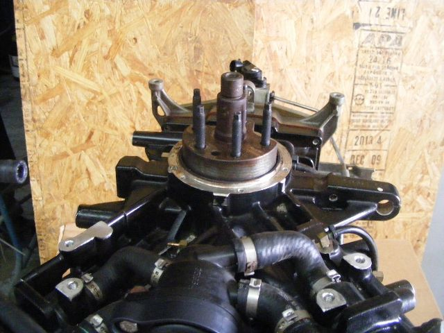07 johnson evinrude 150 175 e tec powerhead 130 psi rod. Black Bedroom Furniture Sets. Home Design Ideas