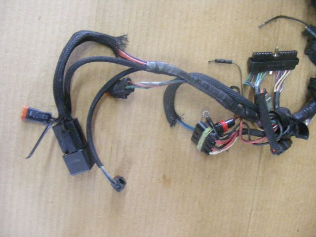 johnson evinrude 200 225 hp engine cable motor wire