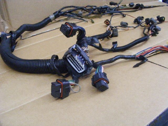 yamaha hpdi 150 175 200 hp wire wiring harness 68f 82590. Black Bedroom Furniture Sets. Home Design Ideas