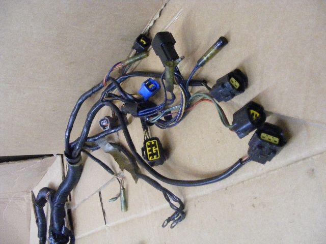 yamaha hpdi 150-175-200 hp wire wiring harness 68f-82590 ... yamaha outboard wiring harness