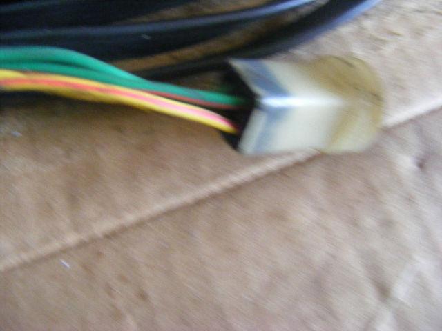 mercruiser trim sensor wiring yamaha trim tilt harness 4 pin wiring wire gauge 26' ft ...