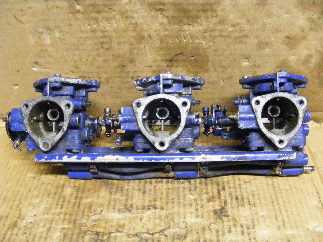 Polaris Sl 650 Carburetor Carb Set Throttle Personal