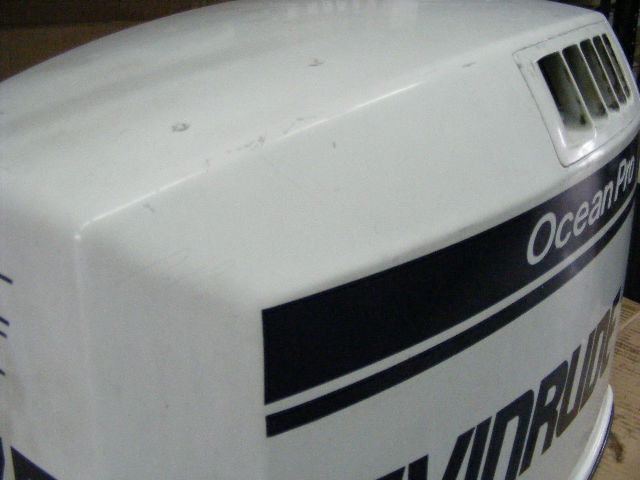Johnson outboard 175 hp bing images for Boat motor covers johnson