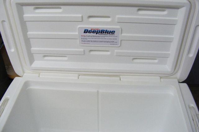 Engel Deepblue Cooler Ice Box 58 Quarts Eng65 White Color