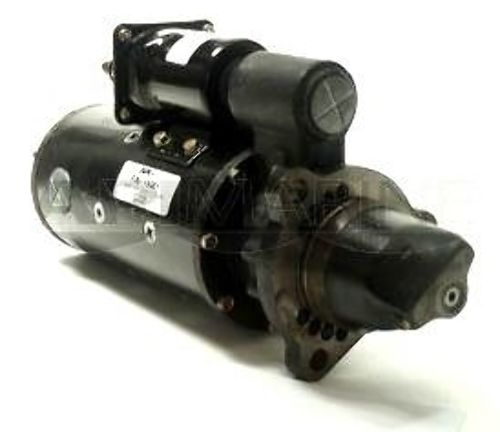 Api cat cummins detroit diesel starter 24v 12 tooth cw for Cummins starter motor cross reference