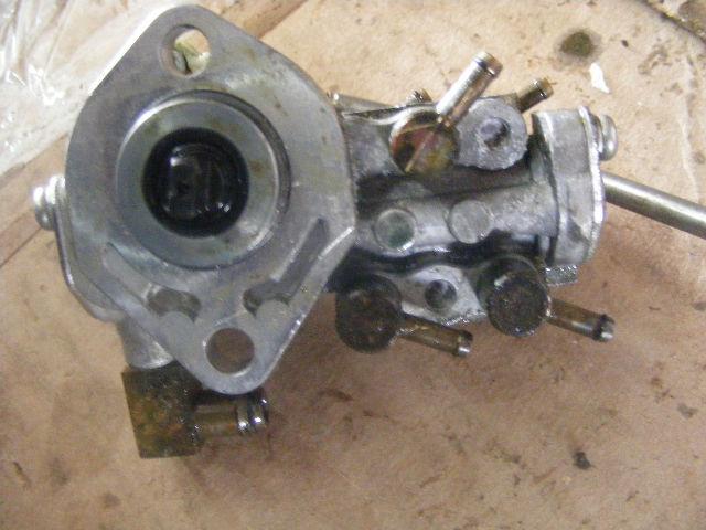 Crankcase Oil Increase On A Yamaha Outboard Motor